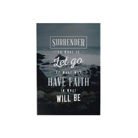 Surrender Decoposter