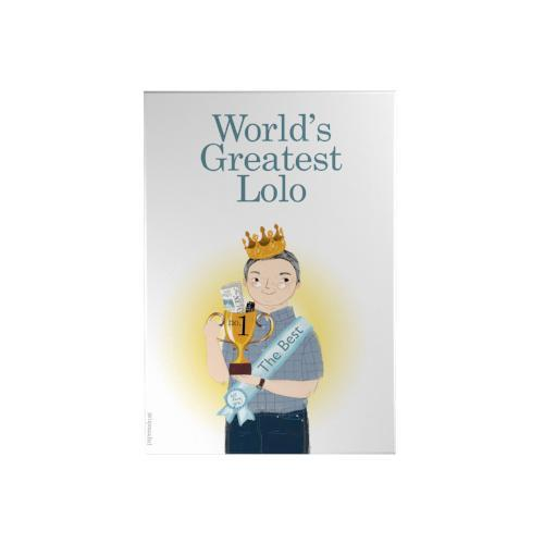 World's Greatest Lolo Decoposter