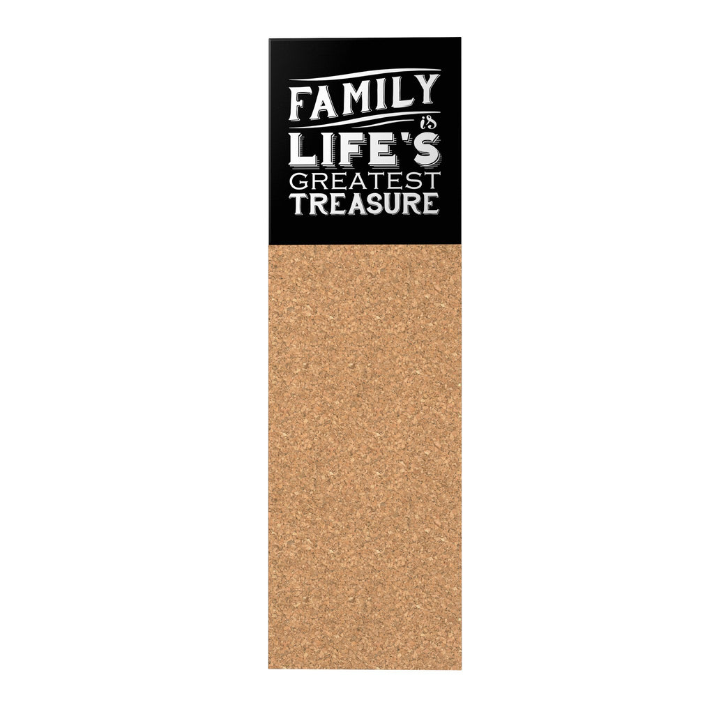 Family is Life Corkboard