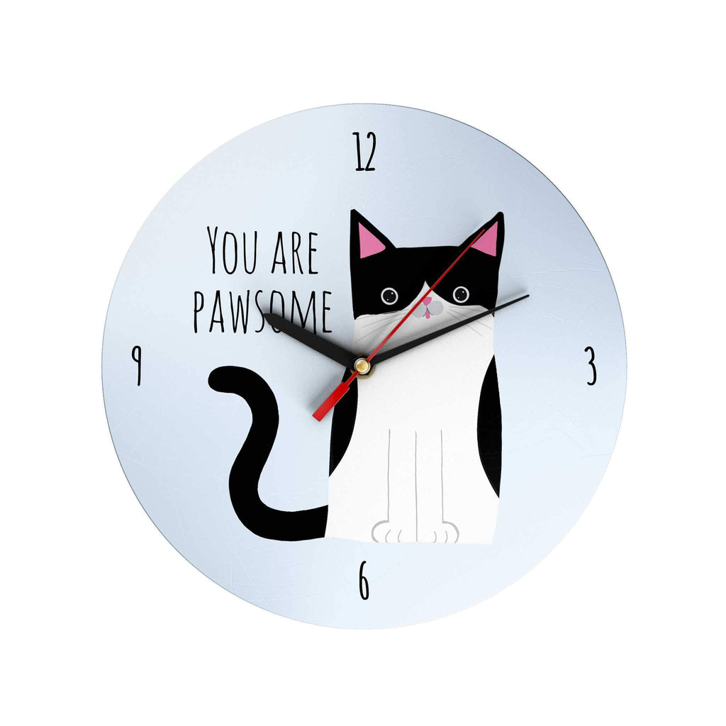 Pawsome: You are Pawsome Clock