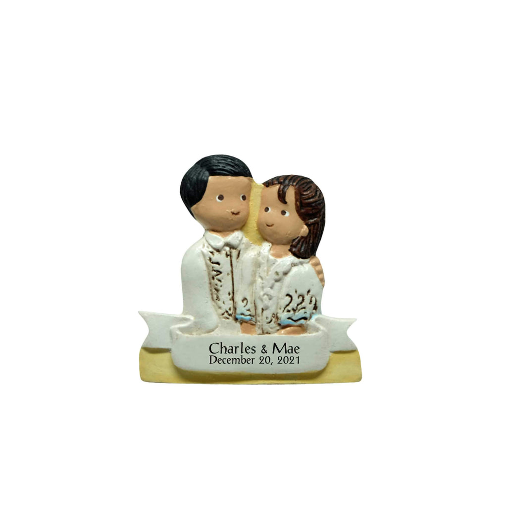 Pixie Wedding Couple Standee