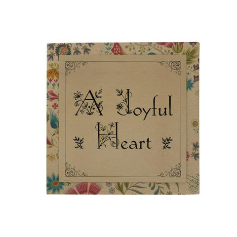 A Joyful Heart Paper Pack