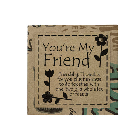 You're My Friend Paper Pack