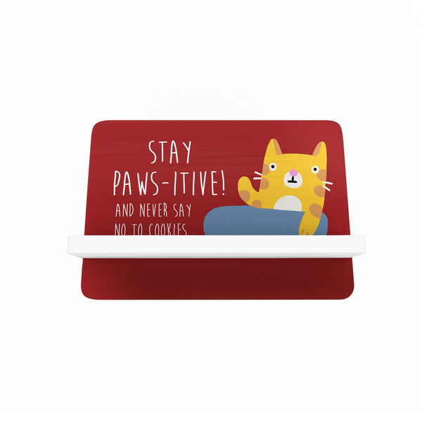 Stay Paws-itive Cellphone Holder