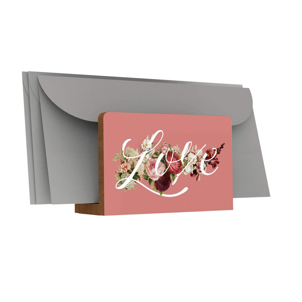 God's Garden: Love Letter Holder