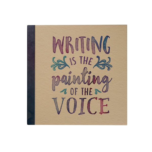 Writing is the Painting Hardbound Journal