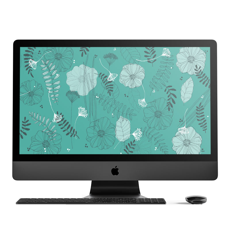 Spring Desktop Wallpaper Bundle