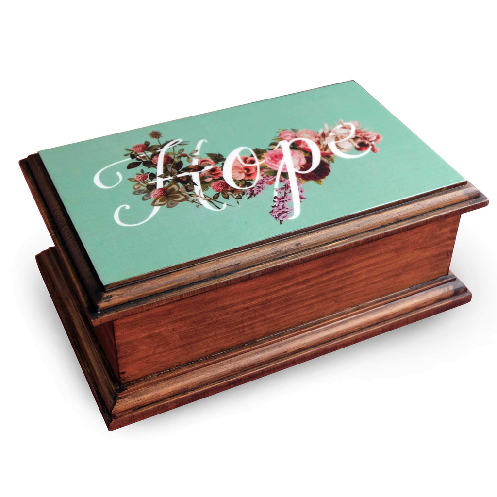 God's Garden Music Box: Hope
