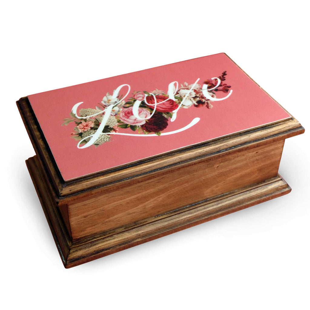 God's Garden Music Box: Love