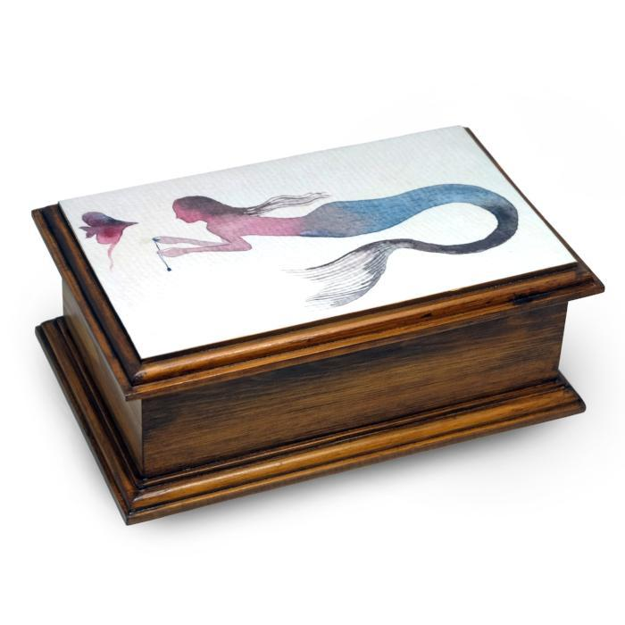 Mermaid Music Box