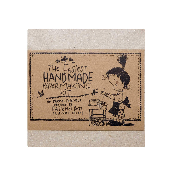 "4.5"" x 4.5"" Square Paper Making Kit"