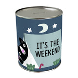 Activities: It's the Weekend Coin Bank
