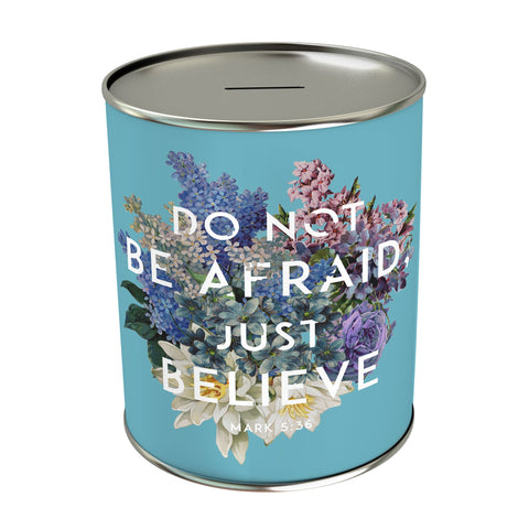 Do Not Be Afraid Coin Bank