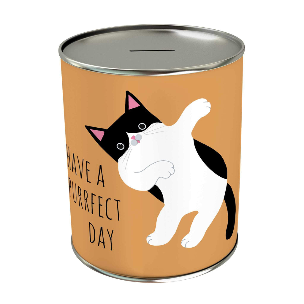 Pawsome: Have a Purffect Day Coin Bank