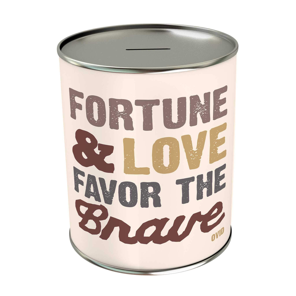 Words of Love Coin Bank: Fortune and Love