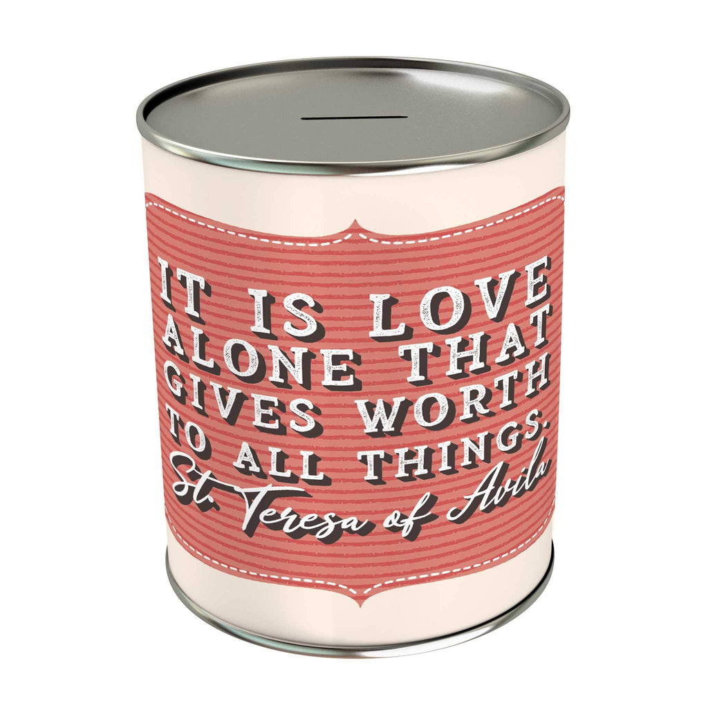 Words of Love Coin Bank: It Is Love