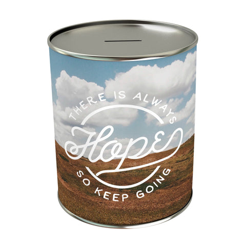 There is Always Hope Coin Bank