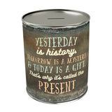 Yesterday is History Coin Bank