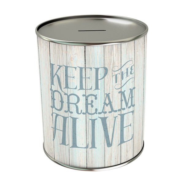 Keep the Dream Alive Coin Bank