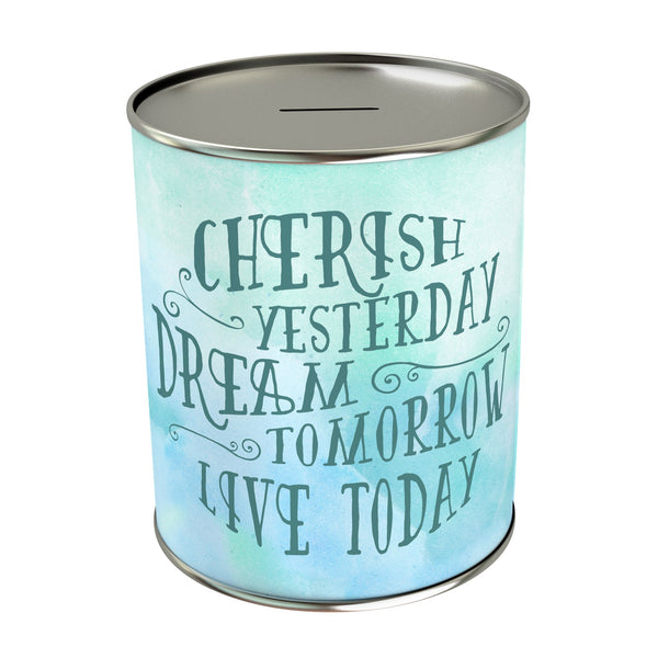 Cherish Yesterday Coin Bank