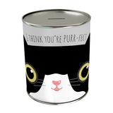 I Think You're Purr-fect Coin Bank