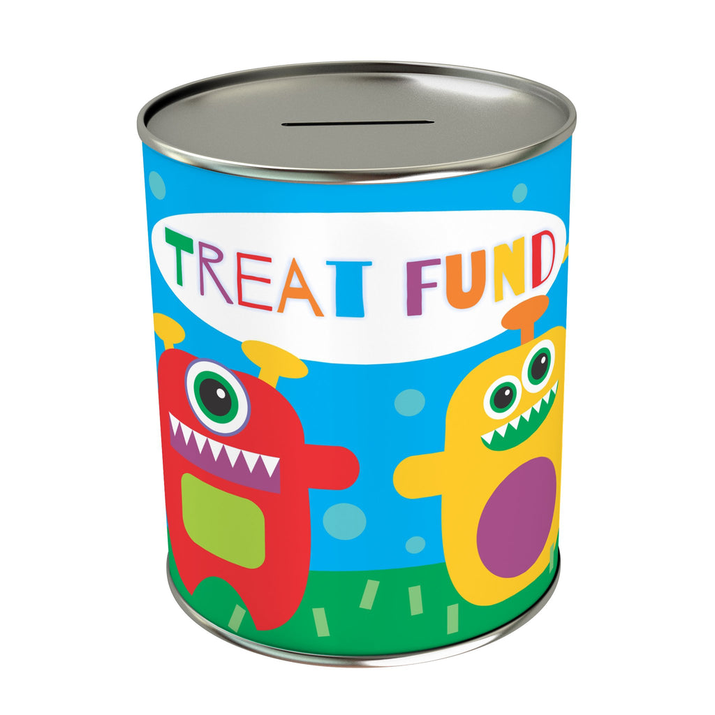 Monster Treat Fund Coin Bank