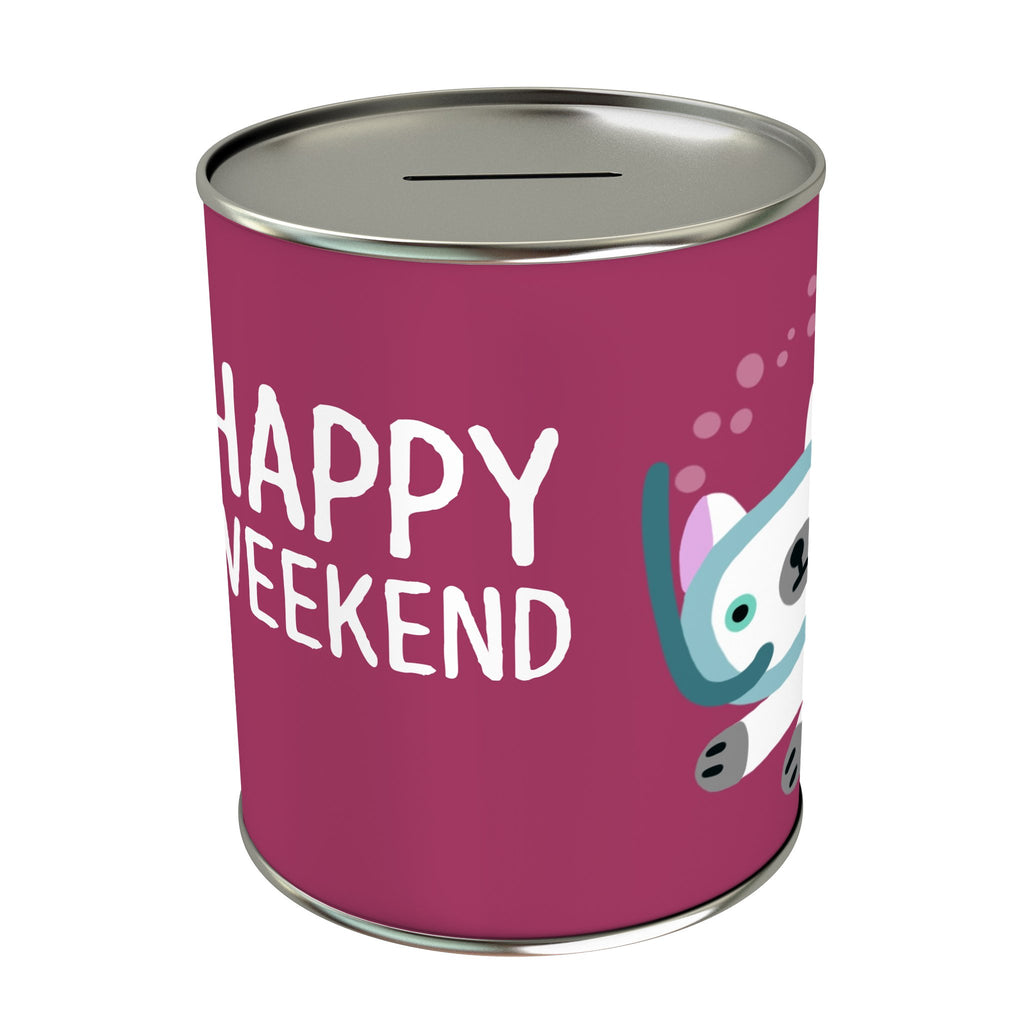 Activities: Happy Weekend Coin Bank