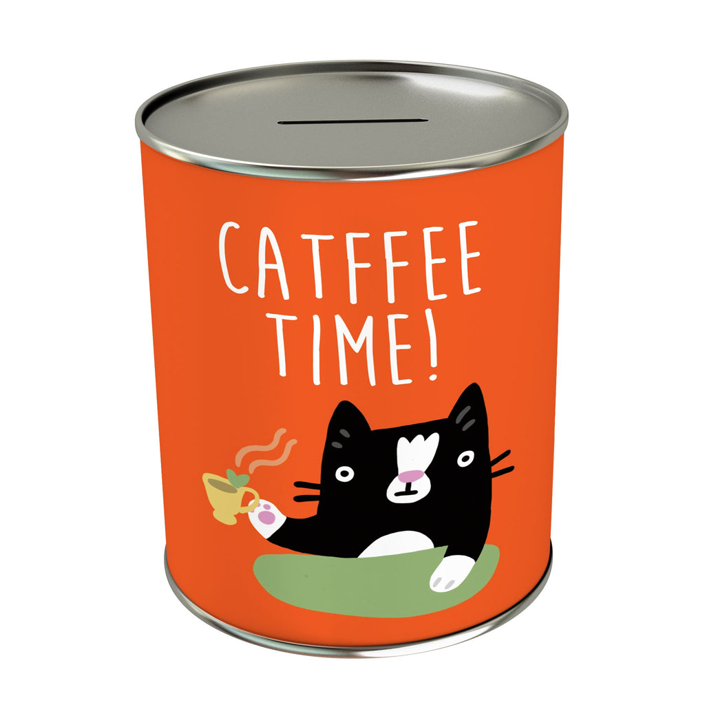 Activities: Catffee Time Coin Bank