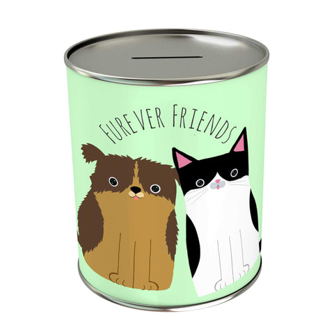 Pawsome: Furever Friends Coin Bank