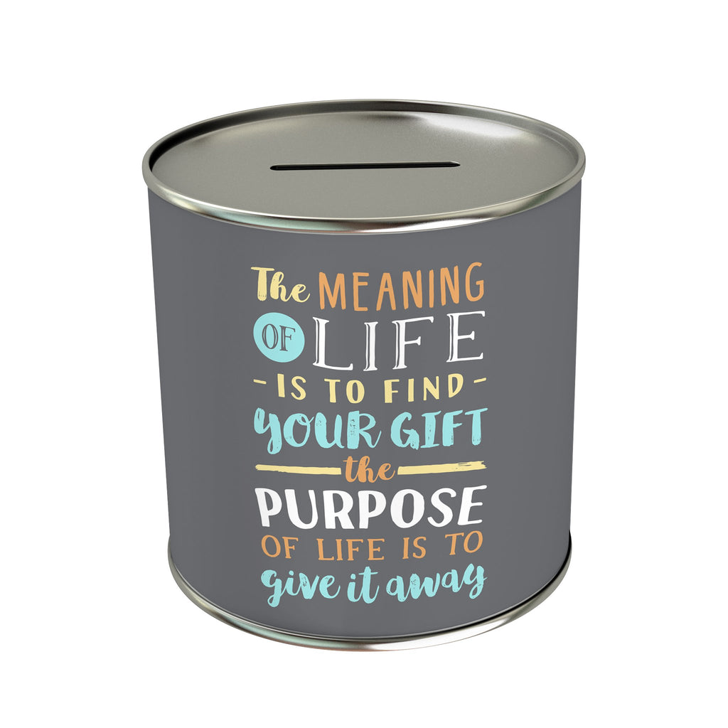 The Meaning of Life Coin Bank