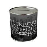 Your Future is as Bright Coin Bank