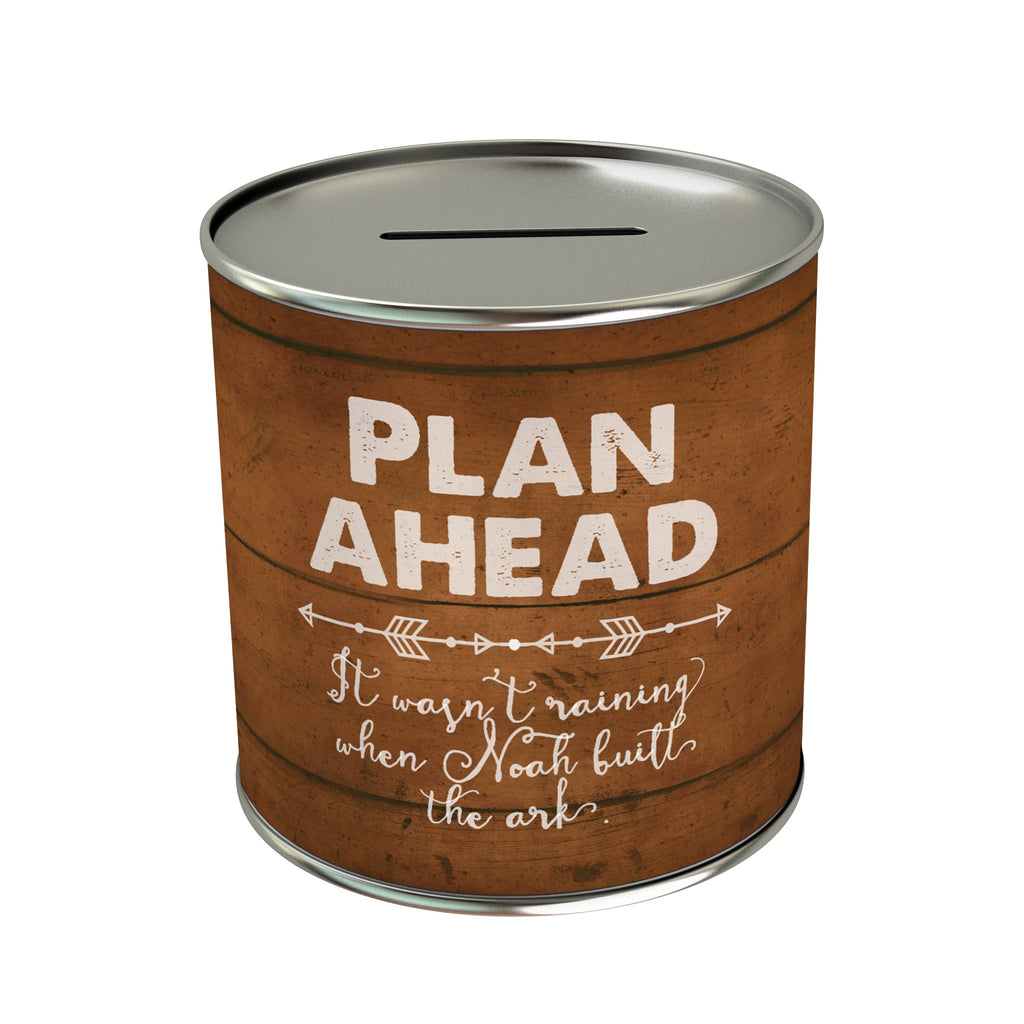 Plan Ahead Coin Bank
