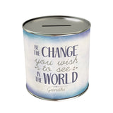 Be the Change Coin Bank