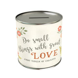 Do Small Things Coin Bank