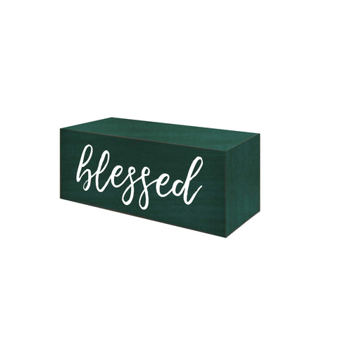 Blessed Word Block