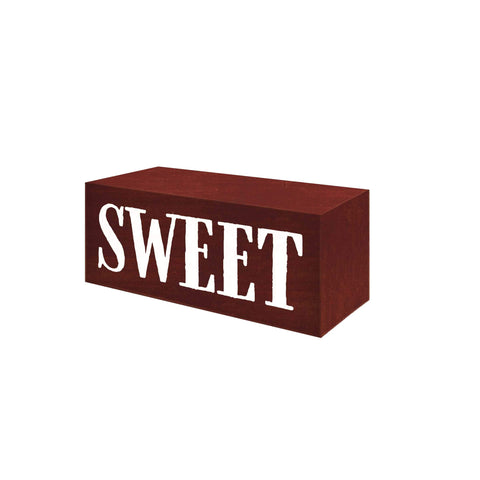 Sweet Word Block