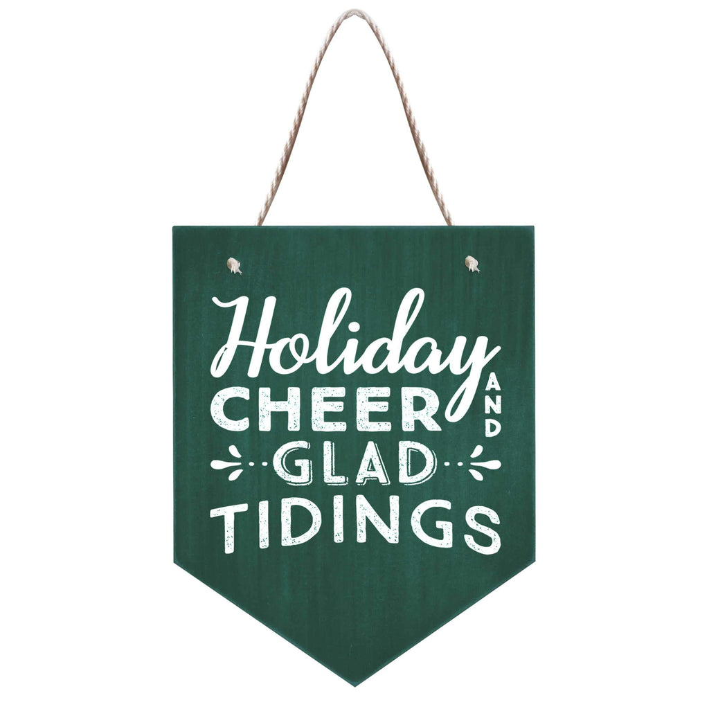 Holiday Cheer Hanging Banner