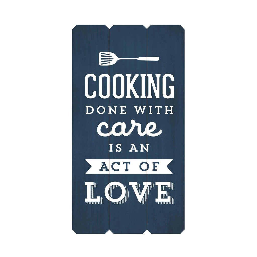 Cooking Done Fence Silkscreen Wall Art