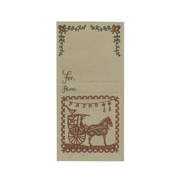 Pasko Money Envelopes
