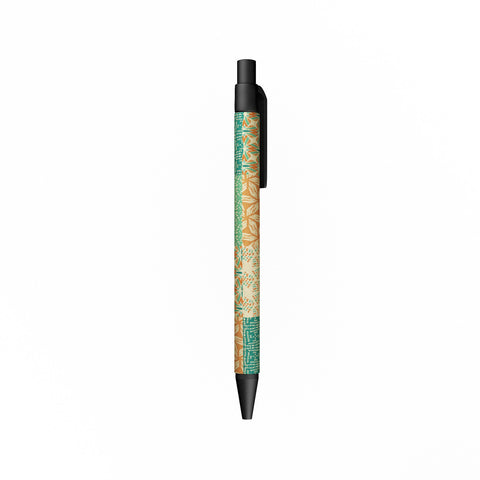 Shell Wood Cut Ballpen