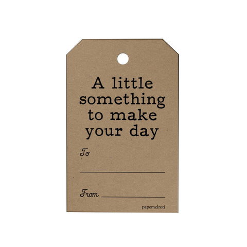 A Little Something Gift Tags