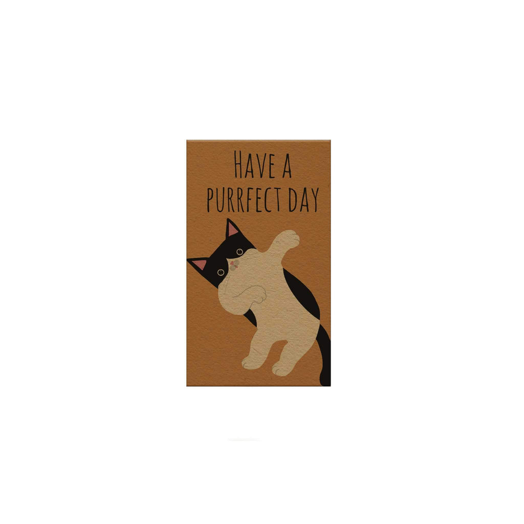 Pawsome: Have a Purrfect Day Magnetic Bookmark