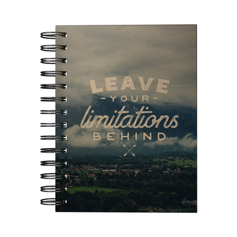 Leave Your Limitations Art Journal