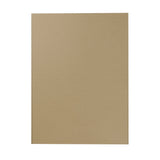 Large Kraft Blank Notebook Set of 3