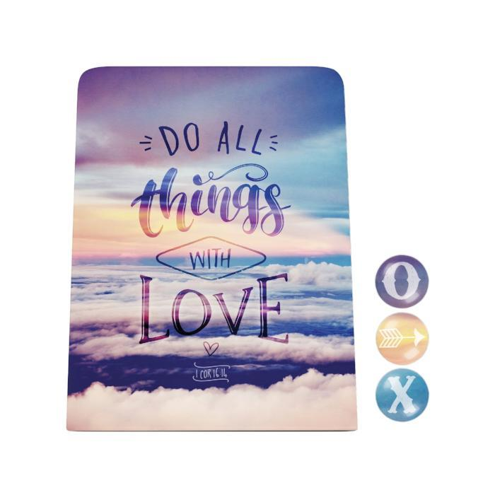 Do All Things Desk Magnet Board