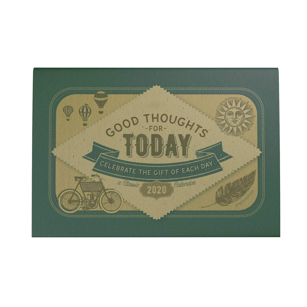 Good Thoughts for Today Calendar 2020