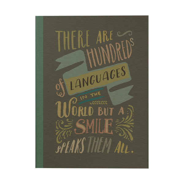 There are Hundreds of Languages Notebook