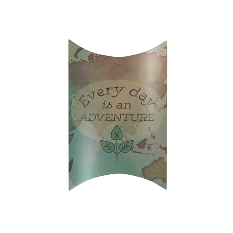 Every Day Is an Adventure Pillow Box