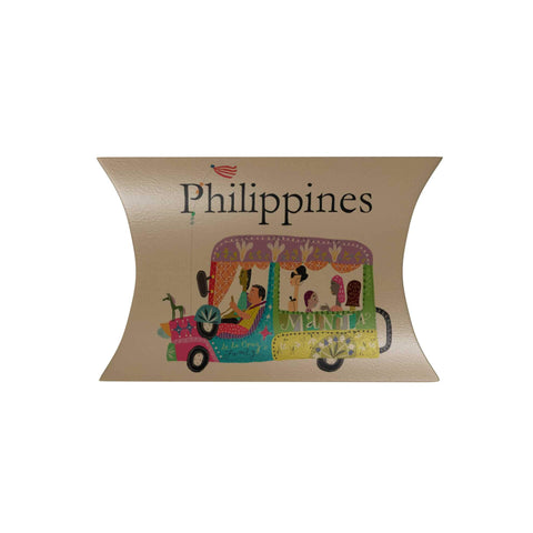 Philippines Jeepney Pillow Box
