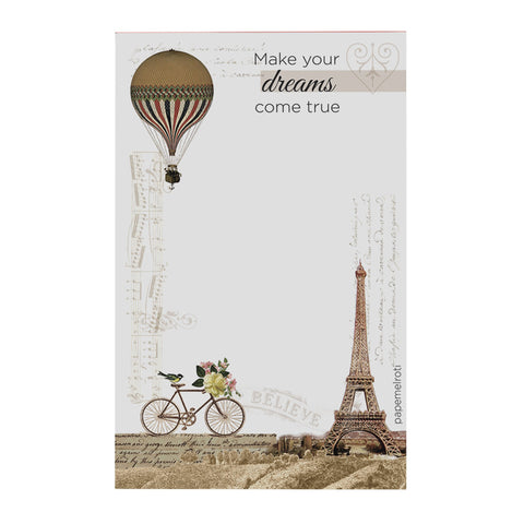 Make Your Dreams Come True Notepad